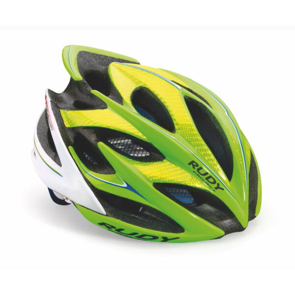 CASCA WINDMAX LIME FLUO/BLUE S-M 54-58