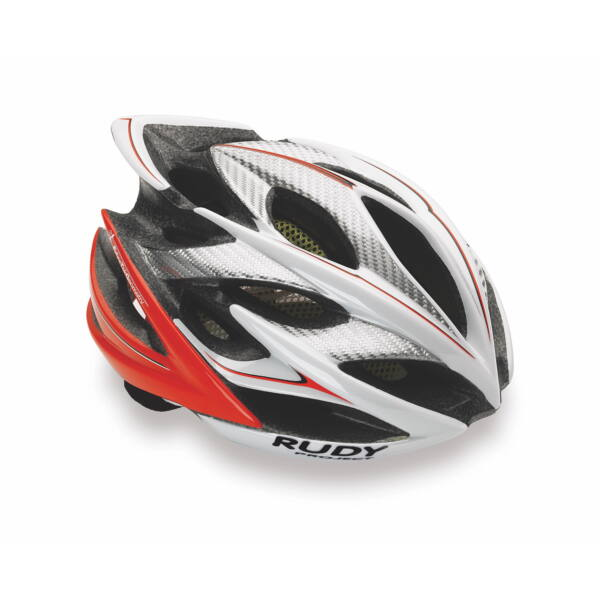 CASCA WINDMAX WHITE/RED FLUO S-M 54-58