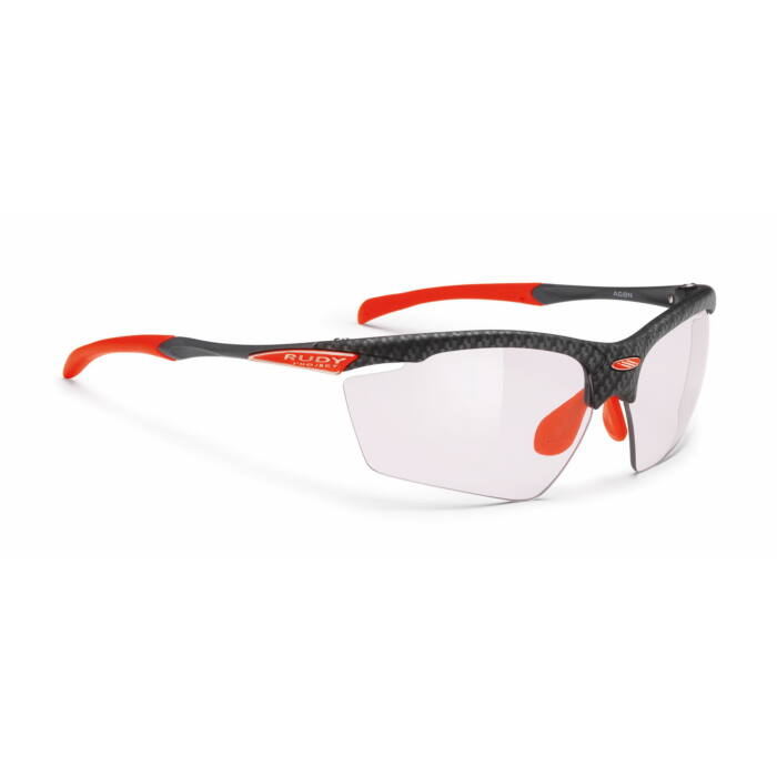 SZEMÜVEG AGON CARBONIUM/IMPACTX2 PHOTOCHROMIC LASER RED
