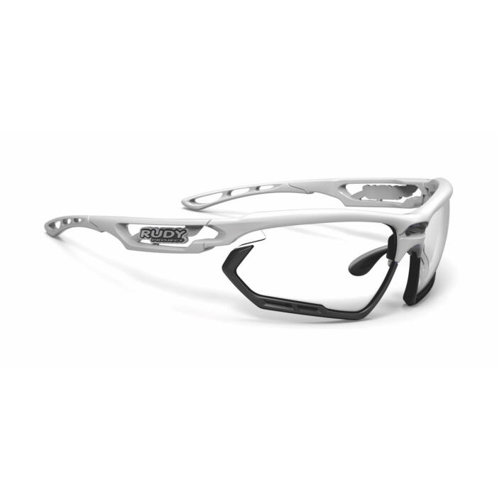 SZEMÜVEG FOTONYK WHITE-BLACK BUMPERS/IMPACTX2 PHOTOCHROMIC BLACK