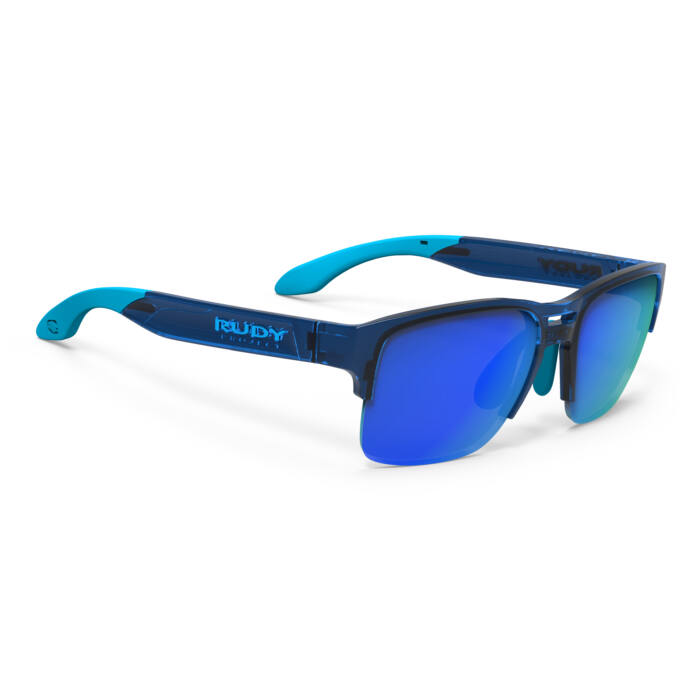 SZEMÜVEG SPINAIR 58 CRYSTAL BLUE/MULTILASER BLUE