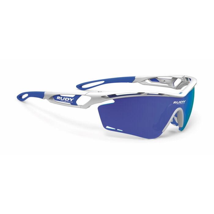 OCHELARI TRALYX WHITE/MULTILASER BLUE