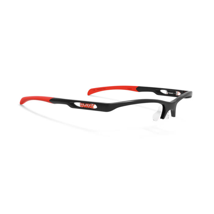FRAME VULCAN BLACK/RED FLUO