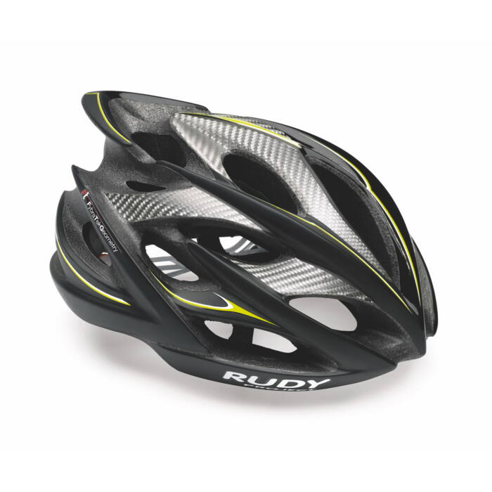 CASCA WINDMAX BLACK/YELLOW FLUO S-M 54-58