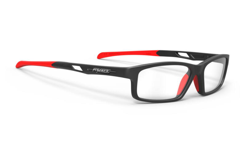 SZEMÜVEG INTUITION A BLACK-RED FLUO SP440A06-0002 b7a998c121
